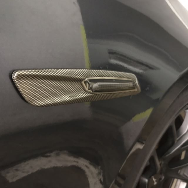 Bmw e60 side marker, Car Accessories on Carousell