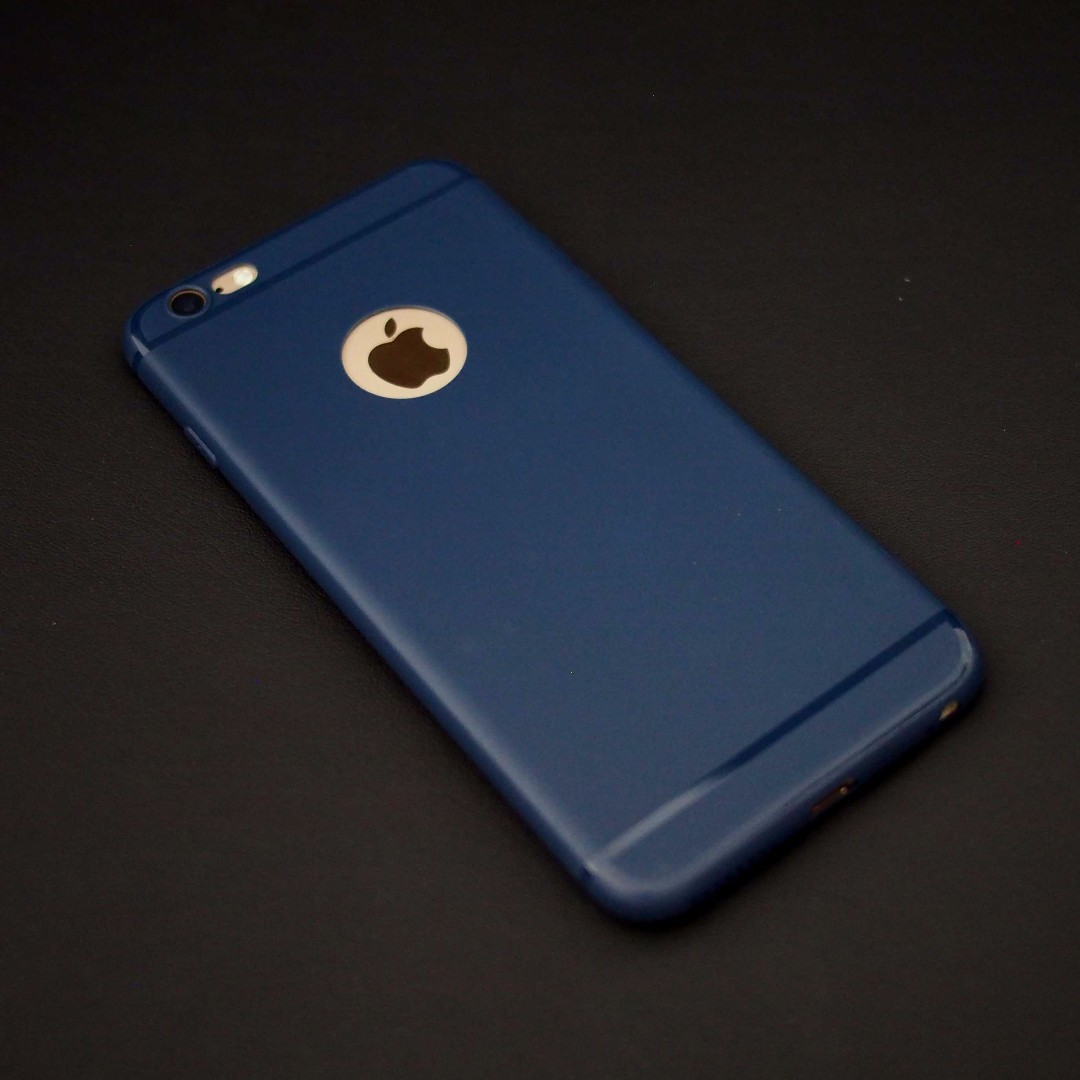 Blue Mobile Phone Case for iPhone 6p 6