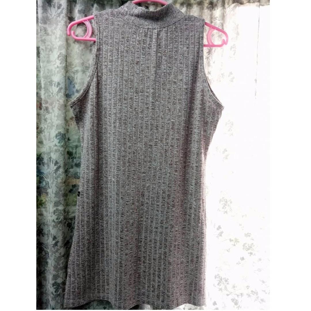 BNY Dress with Slit