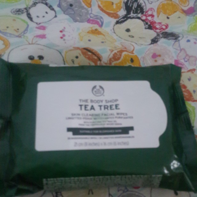 Body shop Cleansing Wipes