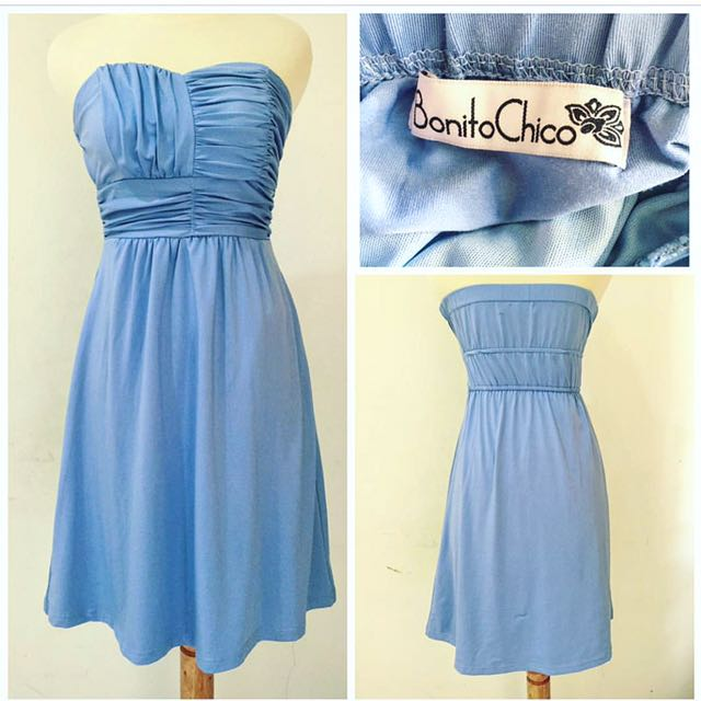 Bonito chico tube dress