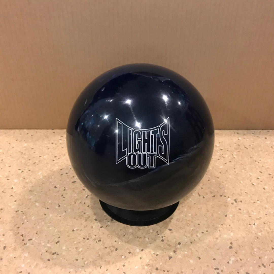 Attractive Brand New Storm Lights Out Advanced Performance Bowling Ball Below Entry  Level Price!, Sports, Sports U0026 Games Equipment On Carousell Good Looking