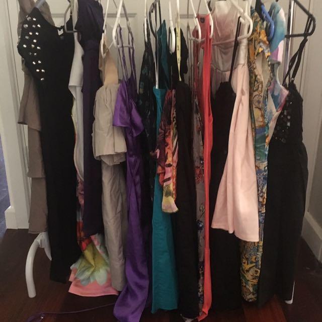 BULK 18 x ladies dresses