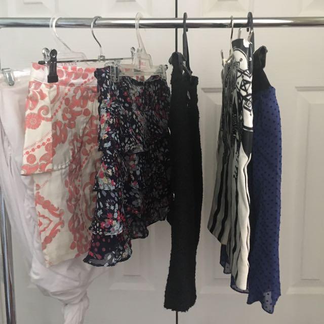 BULK ladies skirts