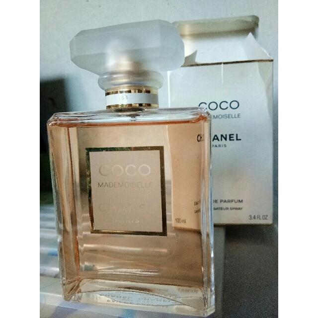Chanel Coco Mademoiselle 3.4oz Women's Eau de Parfum 100% Authentic From U.S