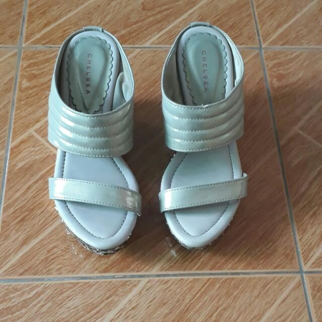 Chelsea Sequin Shoes