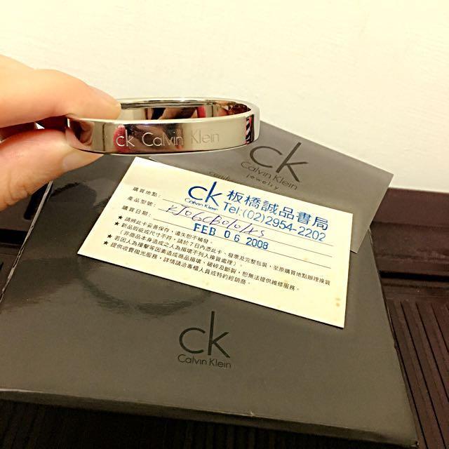 CK Calvin Klein手環
