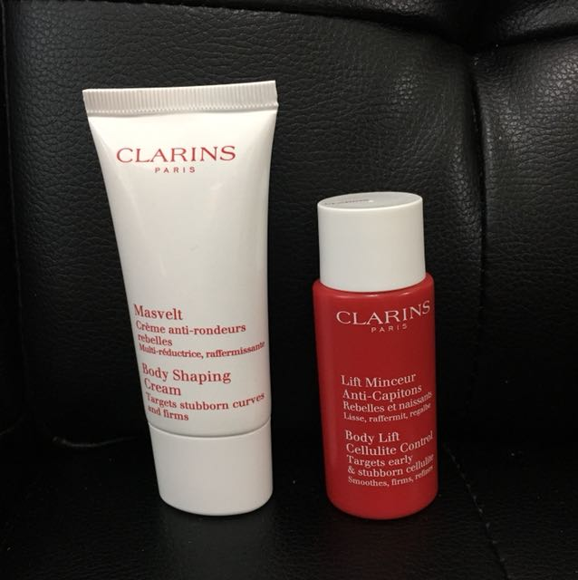 Clarins body lift and body shaping