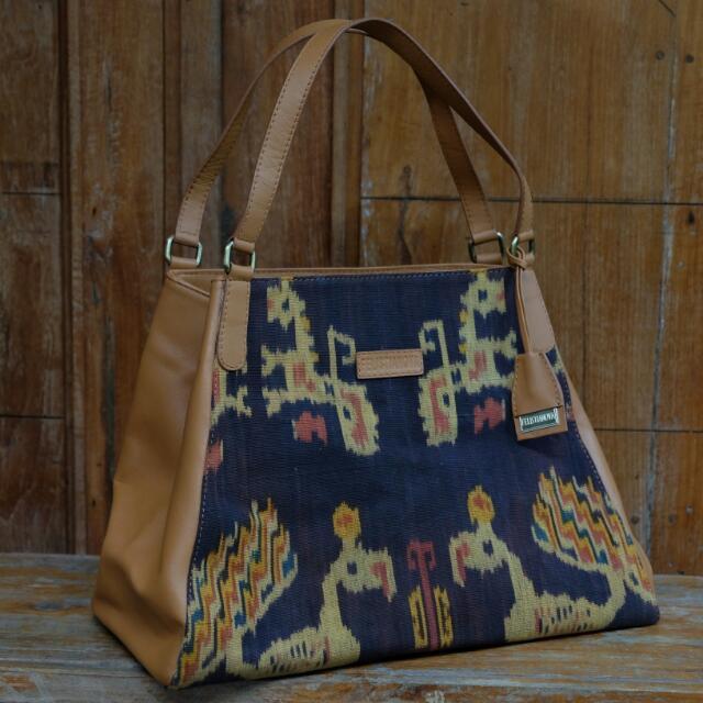 [CLEARANCE] Felistianova Ethnic Tote Bag
