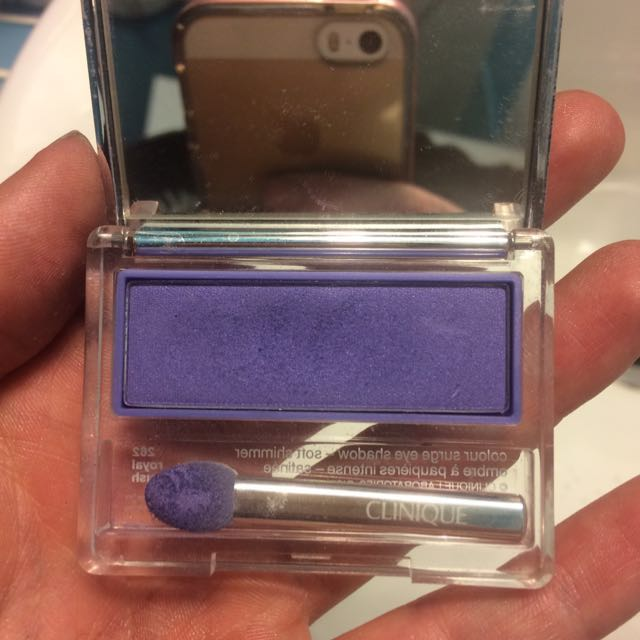Clinique Eyeshadow - Royal Rush (purple)