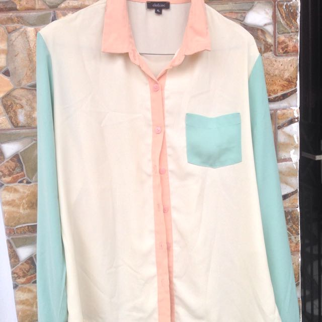 Cloth Inc Blouse