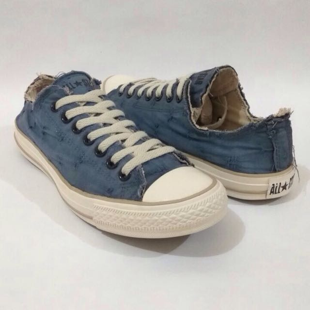Converse all star ripped