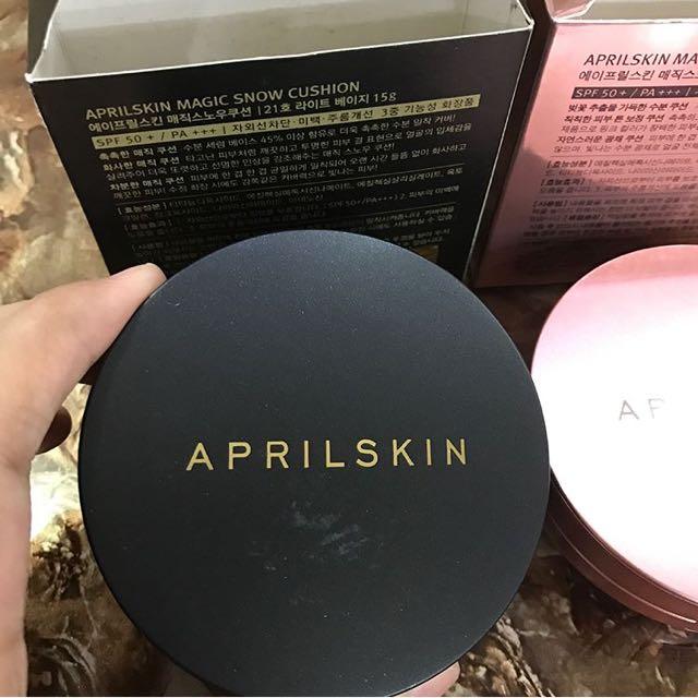 Cushion april skin