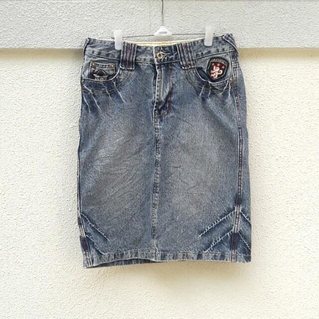 SALE Denim skirt