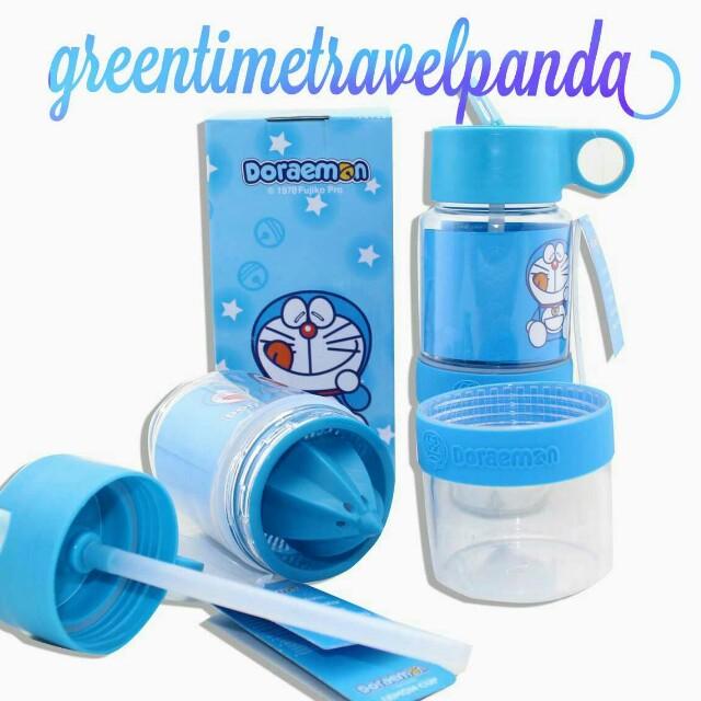 Doraemon or Hello Kitty Zinger Bottle