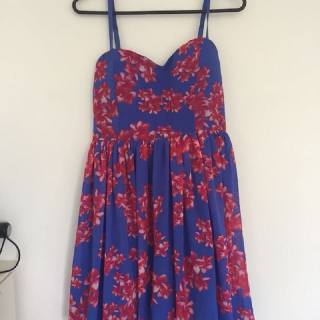 Dotti Blue sundress