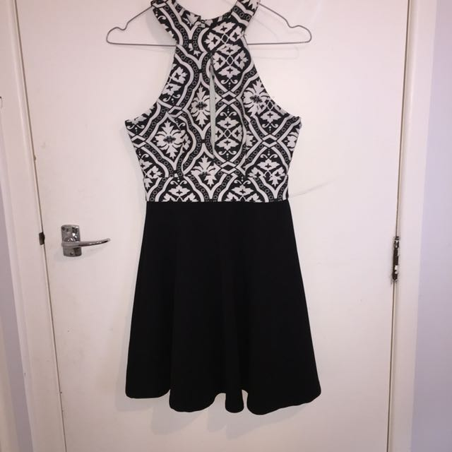 Dotti Halter Neck dress