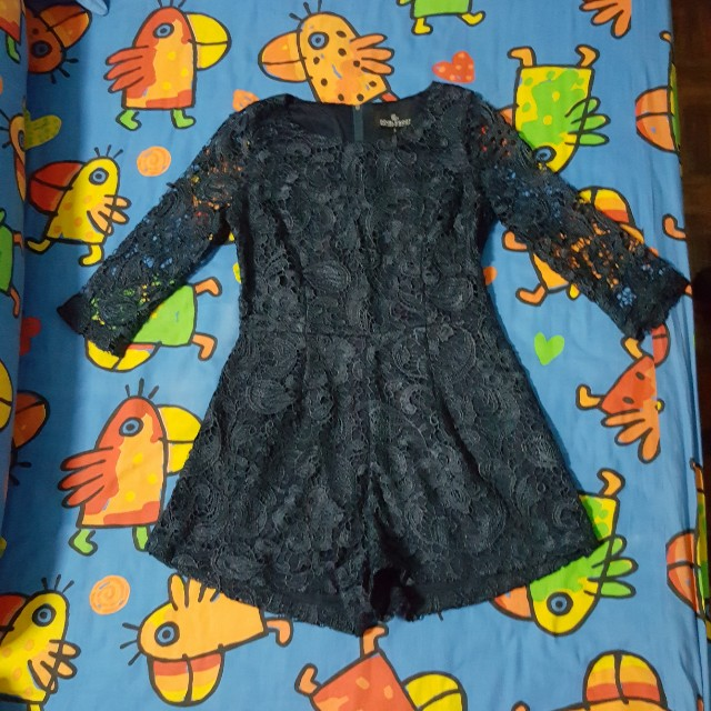 Doublewoot Romper (Size S)