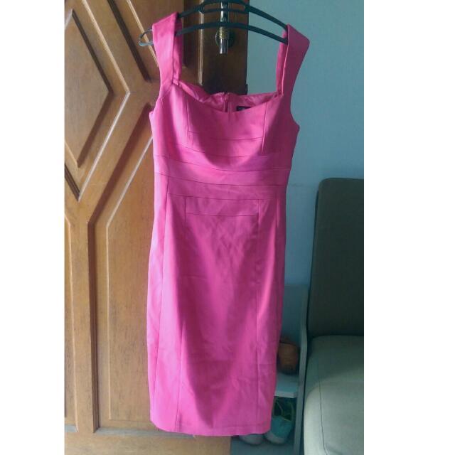 Dress JAX pink