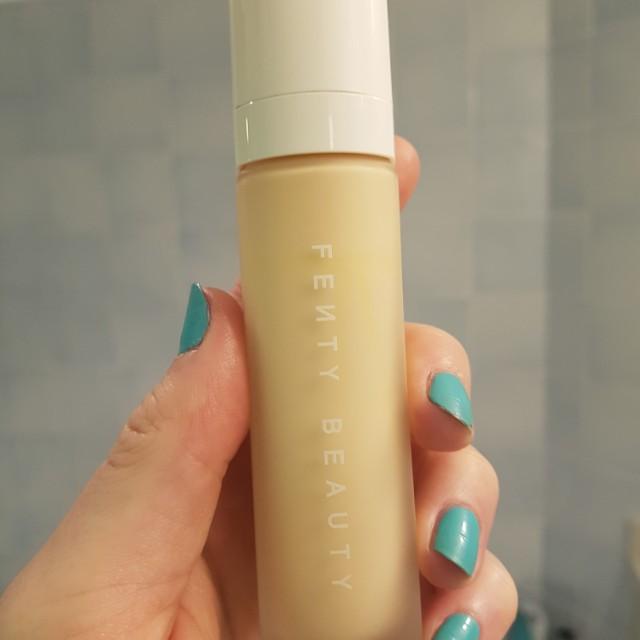 Fenty beauty pro filter foundation shade 120