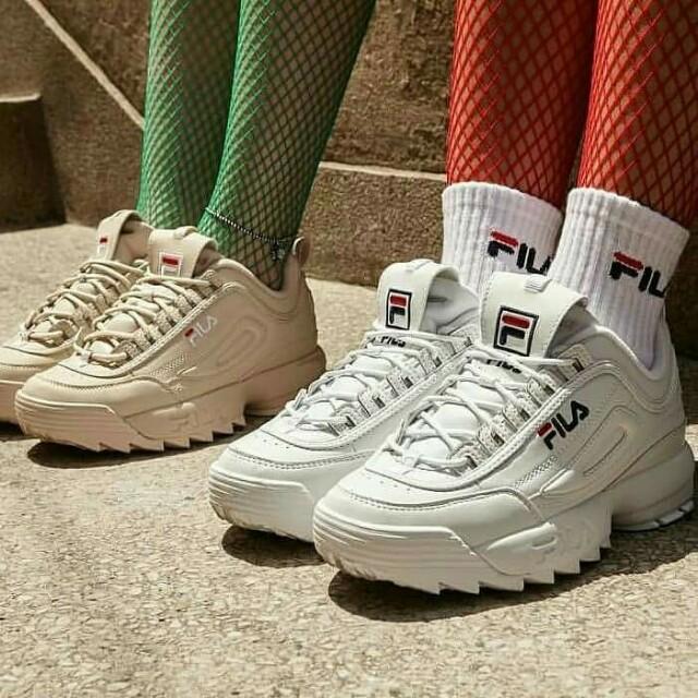 2c53333b7f9fa0 Fila Disruptor II Sneaker