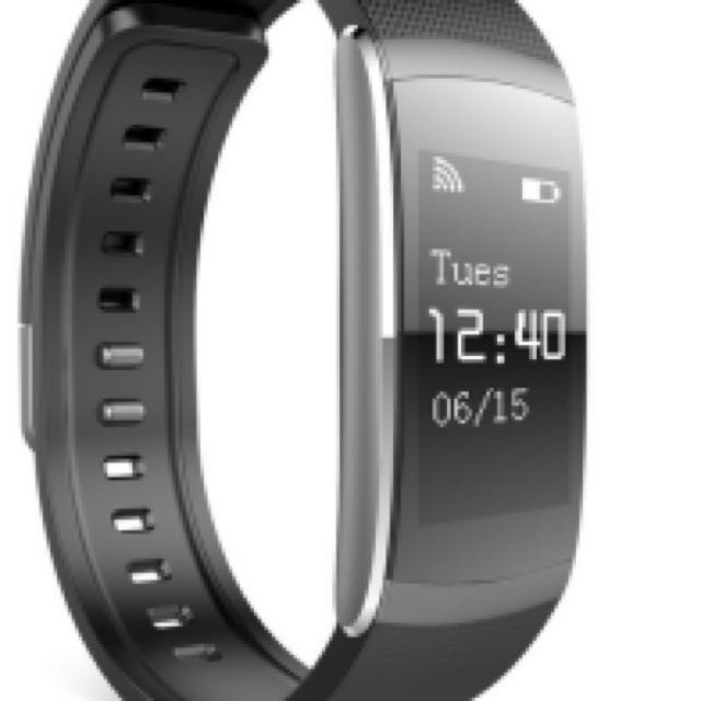 Fit band - smart watch (iOS/android) support