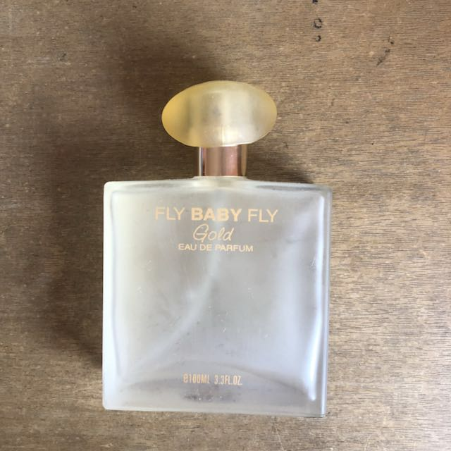 Fly Baby Fly Gold Perfume