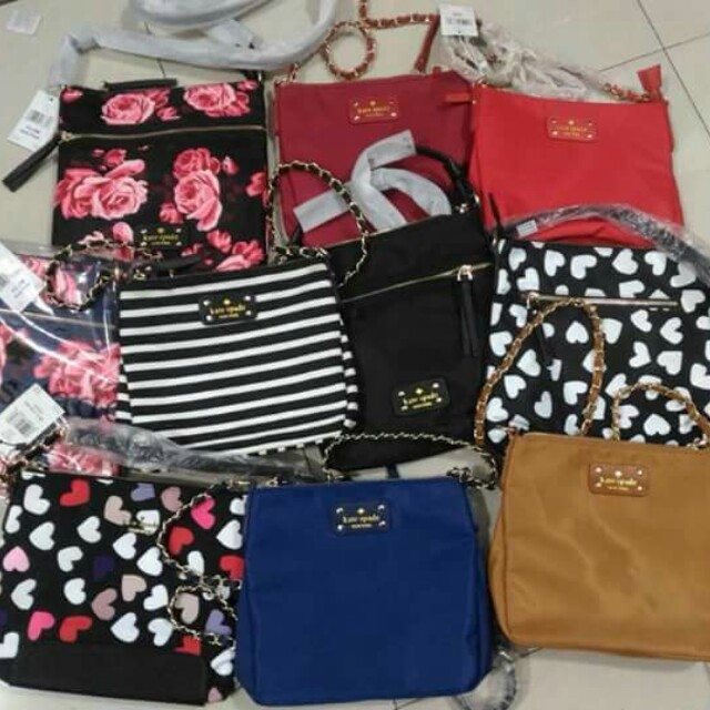 FOR TAKE ALL KATE SPADE OVERRUN