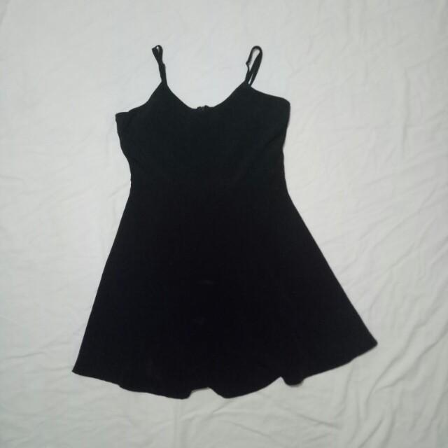 Forever21 black dress