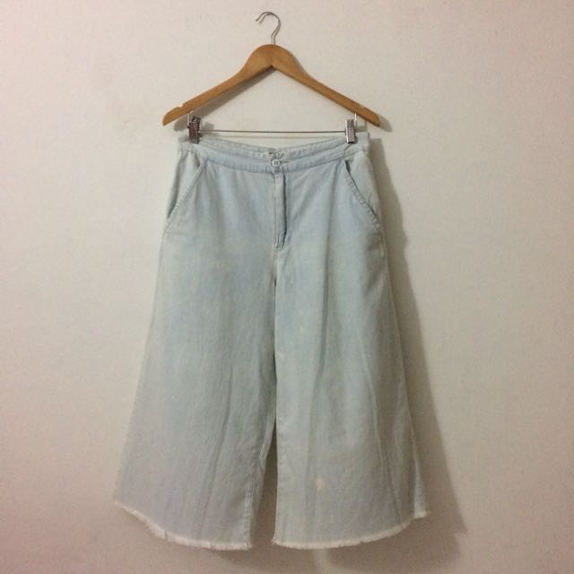 Forever 21 Culottes Jeans