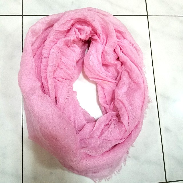 Forever 22 pink scarf NEW