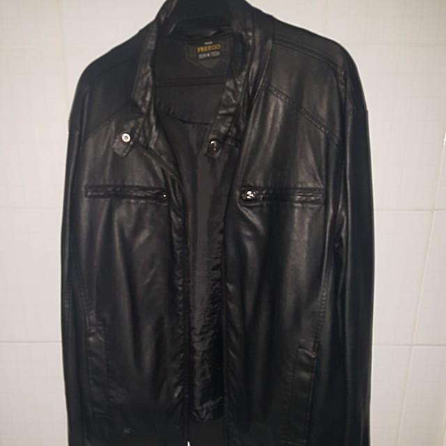 Freego Leather Jacket