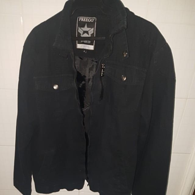 Freego Utility Jacket