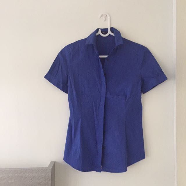 G2000 Size 32 Blue Office Top
