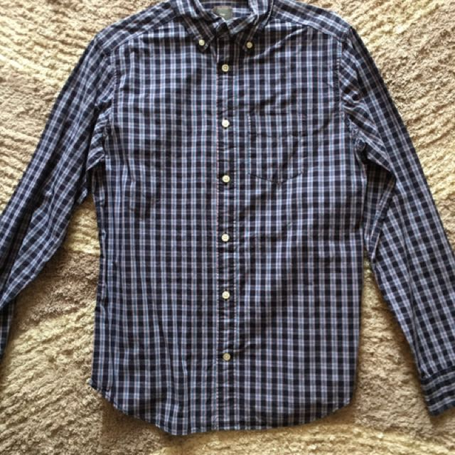 Gap checker shirt size xs original