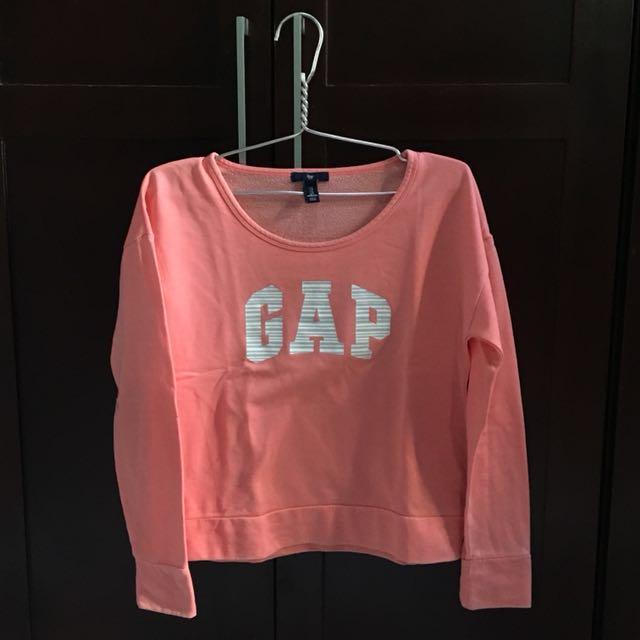 Gap Salmon Sweater