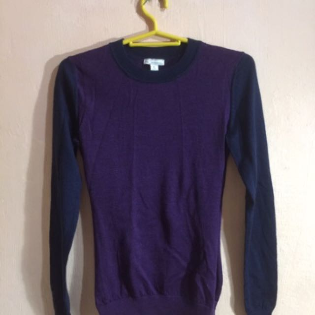 Gap Two-tone Pullover