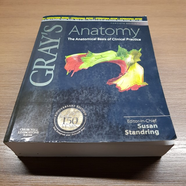 Grays Anatomy The Anatomical Basis Of Clinical Practice 40th