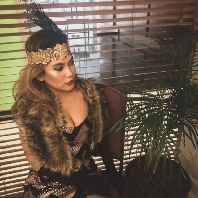 Great Gatsby / 1920's / Flapper Outfit