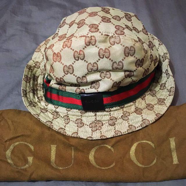 dd5f90e0fa4 Gucci Fisherman Cap