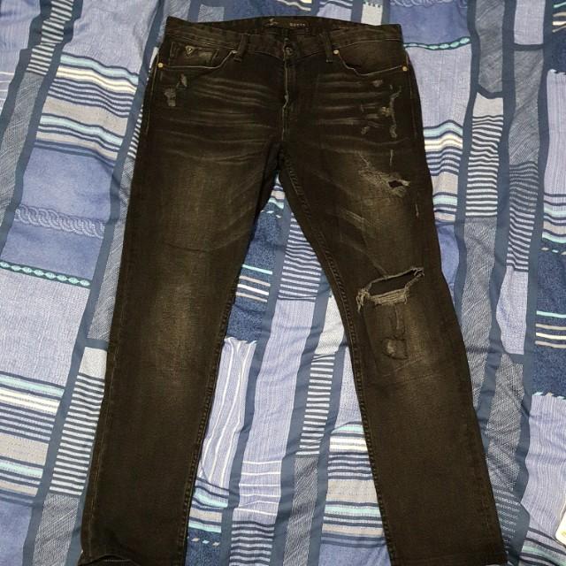 GUESS 牛仔褲