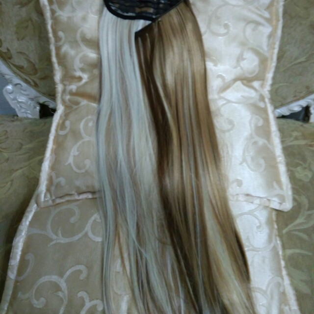 Hair Extension Highlights Preloved Womens Fashion Accessories On