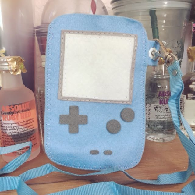 Handmade Pouch with Hanging