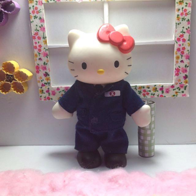 Hello Kitty MTR Doll