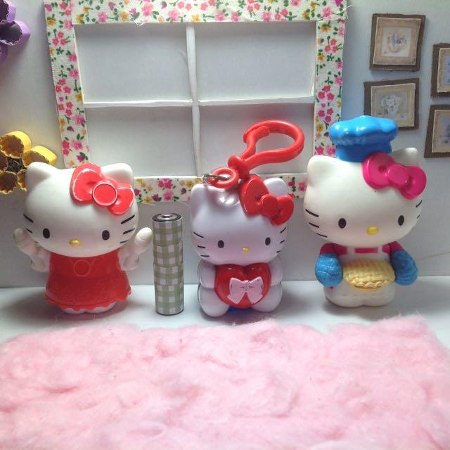 Hello Kitty Set 3