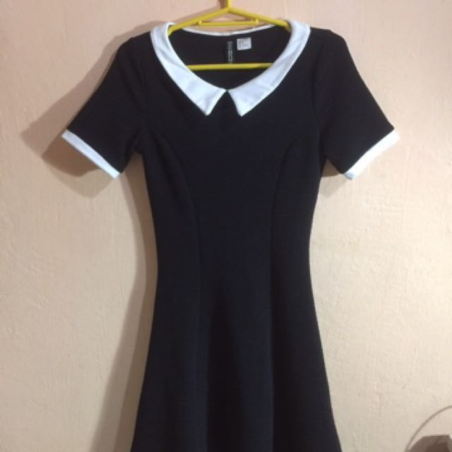 H&M Collared Dress
