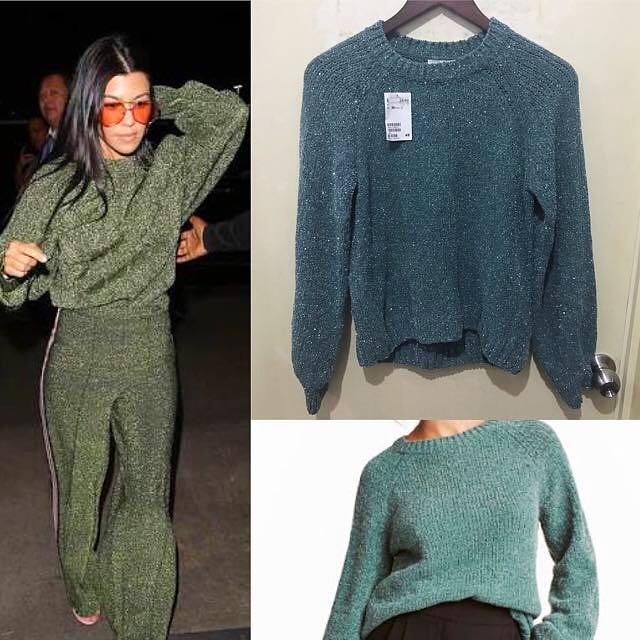 H&M Kourtney Sweater