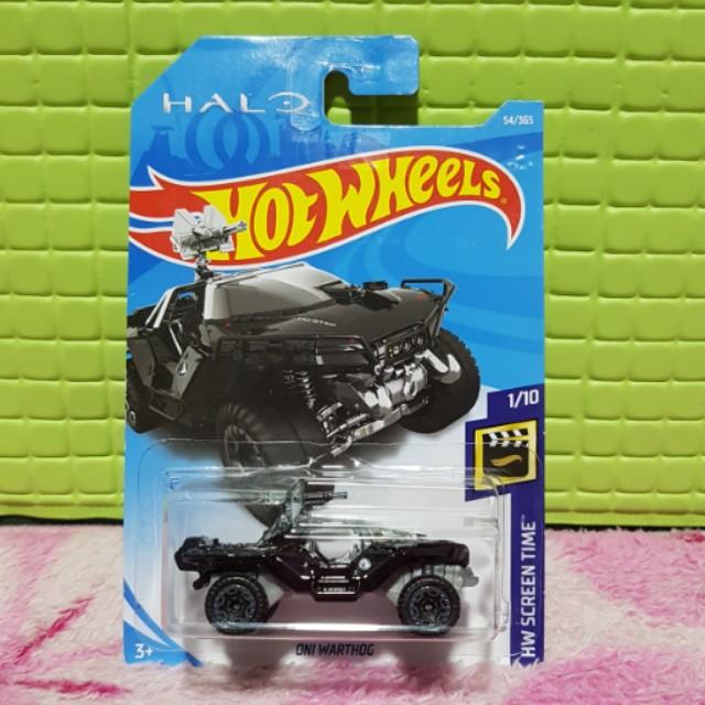 Hot Wheels 2018 Warthog
