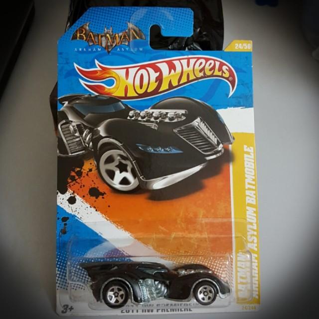 Hot Wheels Fahrzeug Retro Jl Batmobil Sonstige Spielzeug-Artikel