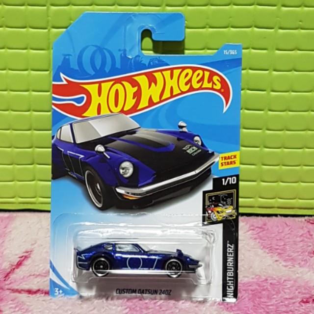Hot Wheels Custome Datsun 240z